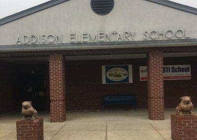 Addison Elementary School, Palo Alto, CA