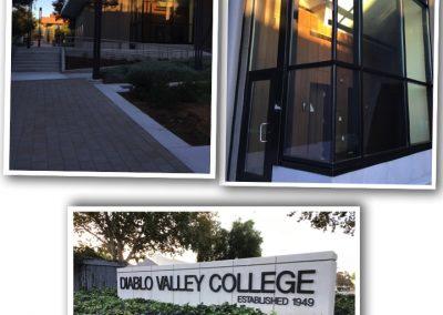 Diablo Valley College PAC Restroom, Concord CA