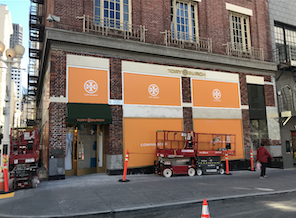 Tory Burch, San Francisco CA